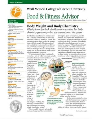 Food & Fitness Advisor